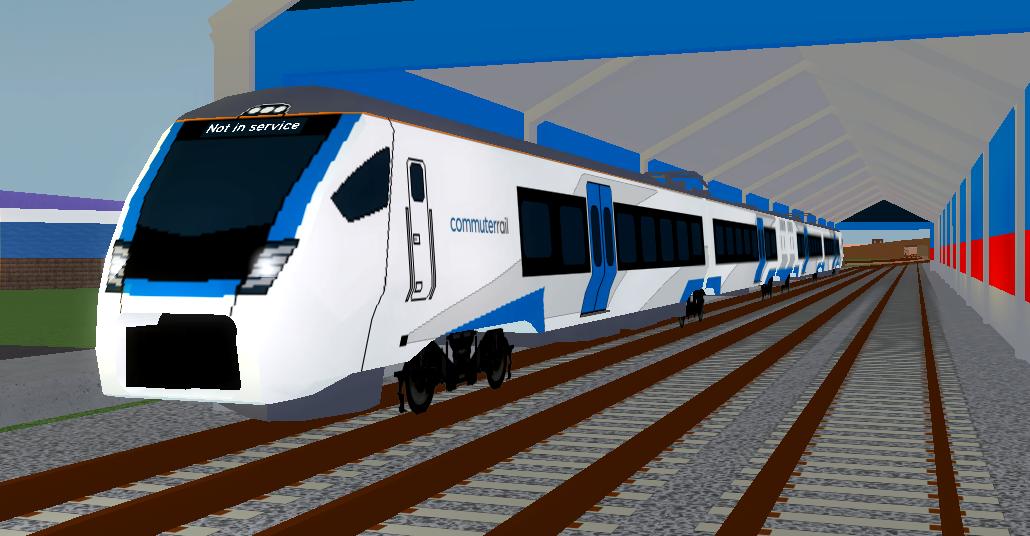 "Class 745 ""FLIRT"" | Mind The Gap RBLX Wiki | FANDOM ..."