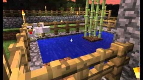 S01E55 - Back in the saddle - Lets play Minecraft - Mindcrack server