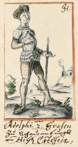 Adolf II. von Schauenburg und Holstein