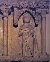 Relief Gorgonius von Rom