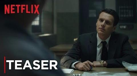 MINDHUNTER Teaser Sex With Your Face Netflix