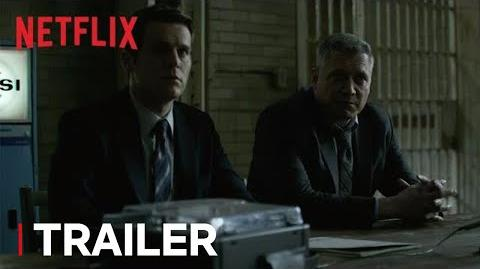 MINDHUNTER Trailer 2 Netflix