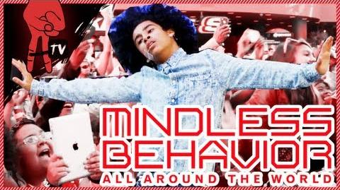 "Mindless Behavior Live Performance at ""All Around The World' Movie Premiere - In Theaters NOW!!!"