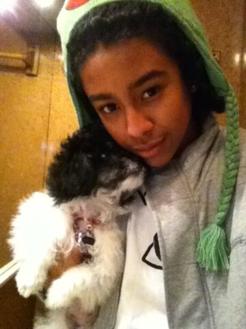 File:Princeton with a puppy2.jpg