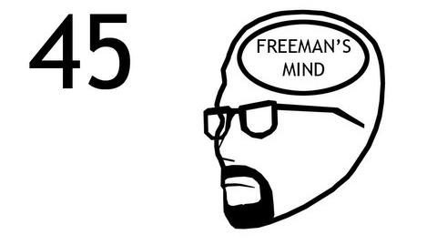 Freeman's Mind Episode 45
