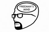 Freemans-mind Logo