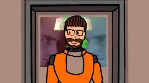 Freeman's mind animated part 2