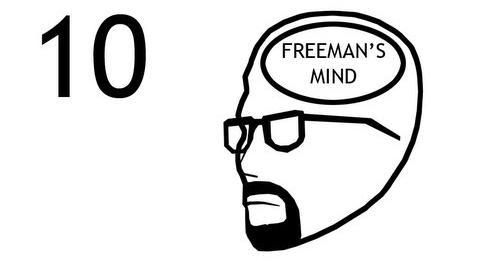 Freeman's Mind Episode 10