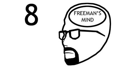 Freeman's Mind Episode 8