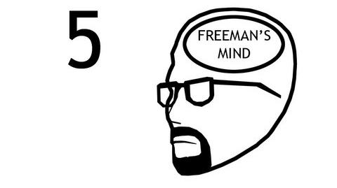Freeman's Mind Episode 5