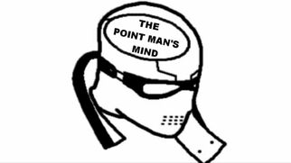The Point Man's Mind New Logo