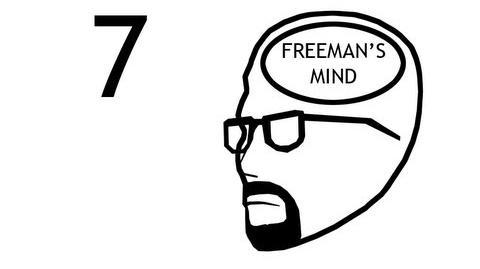 Freeman's Mind Episode 7