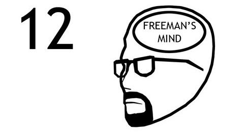 Freeman's Mind Episode 12