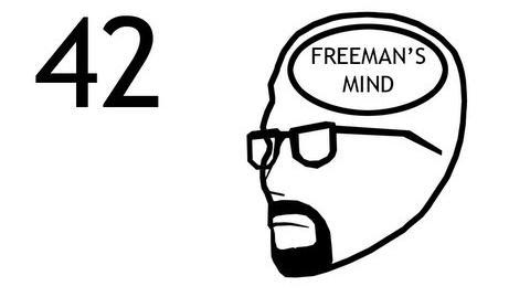 Freeman's Mind Episode 42