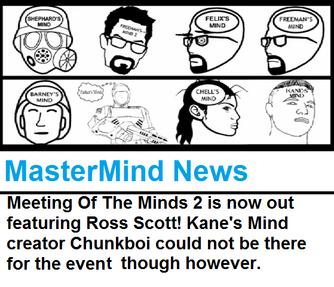 Meeting Of The Minds 2 News Correct Grammar