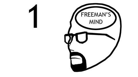 Freeman's Mind Episode 1
