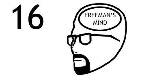 Freeman's Mind Episode 16