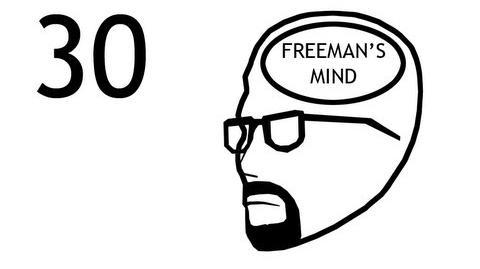 Freeman's Mind Episode 30