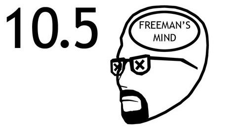 Freeman's Mind Episode 10.5