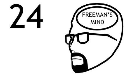 Freeman's Mind Episode 24
