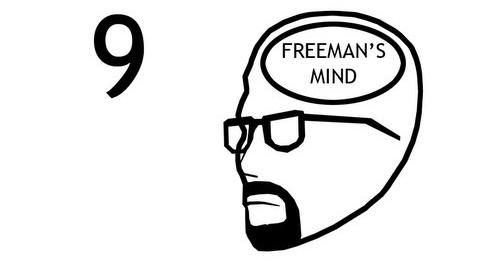 Freeman's Mind Episode 9