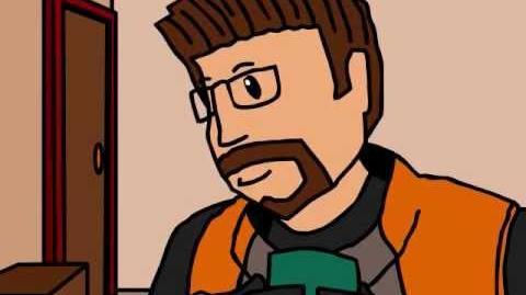 Freeman's mind animated part 1