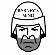 Barney's Mind Remake Logo