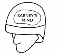 Barney's Mind Contest Logo