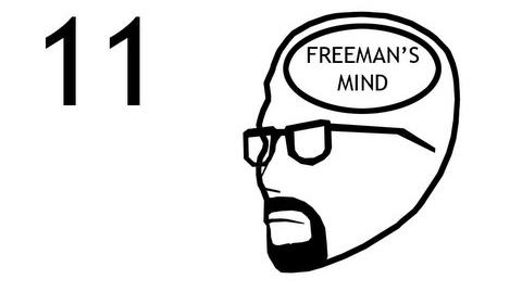 Freeman's Mind Episode 11