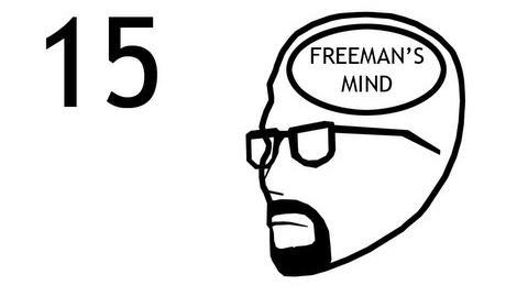 Freeman's Mind Episode 15