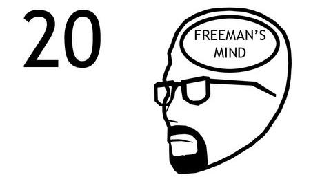 Freeman's Mind Episode 20