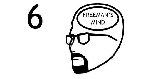 Freeman's Mind Episode 6