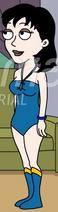 Kelly Flute(Swimsuit)