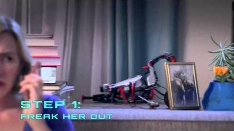 LEGO® MINDSTORMS - Episode 1 Build and Program Spik3r (Target Babysitter)