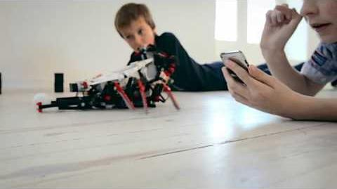 LEGO® MINDSTORMS EV3 SPIK3R the Striker