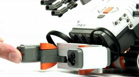 LEGO® MINDSTORMS® - Grabber Bot Inspiration