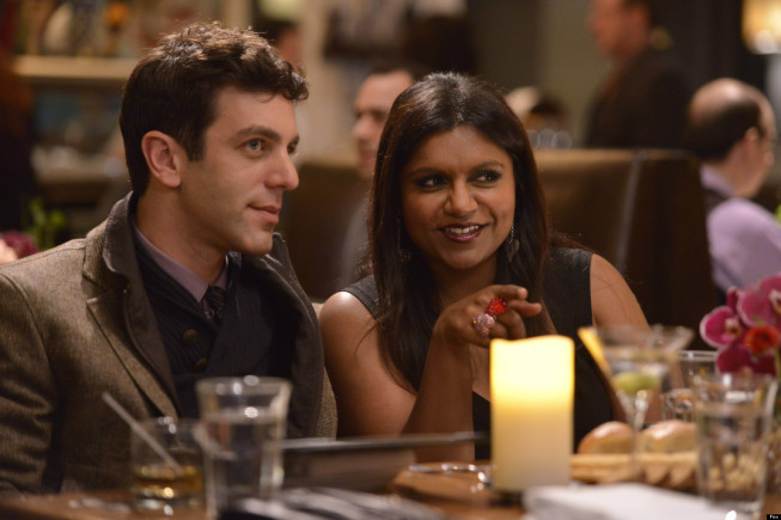 Mindy Dating-Show