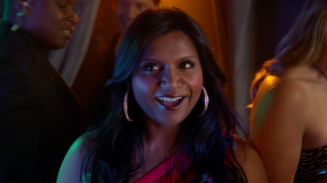 does mindy never hook up with danny