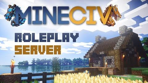 MINECRAFT CIVILIZATIONS - Minecraft Roleplay Server