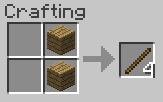 Minecraft-PlanksSticksCraft