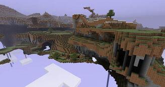 Minecraft-1.6-Update-Sky-Dimension