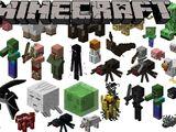 Minecraft - Mobs