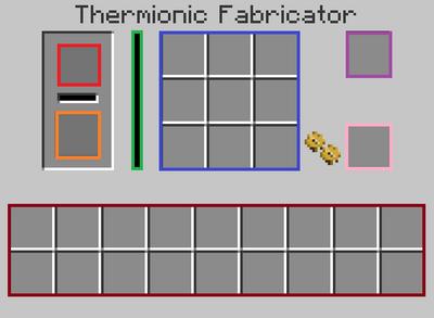 ThermionicFabricator