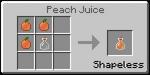 UsefulFoodPeachJuice