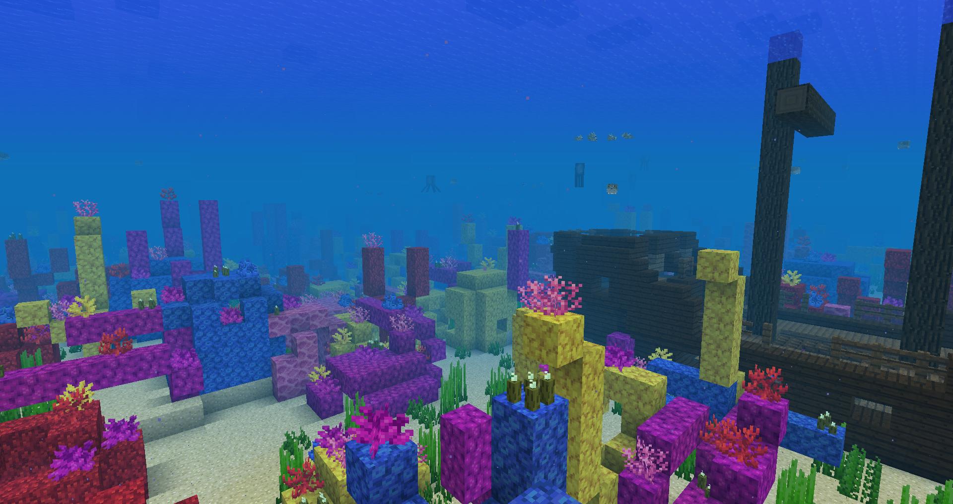 Warm Ocean | Minecraft Biomes Wiki | FANDOM powered by Wikia
