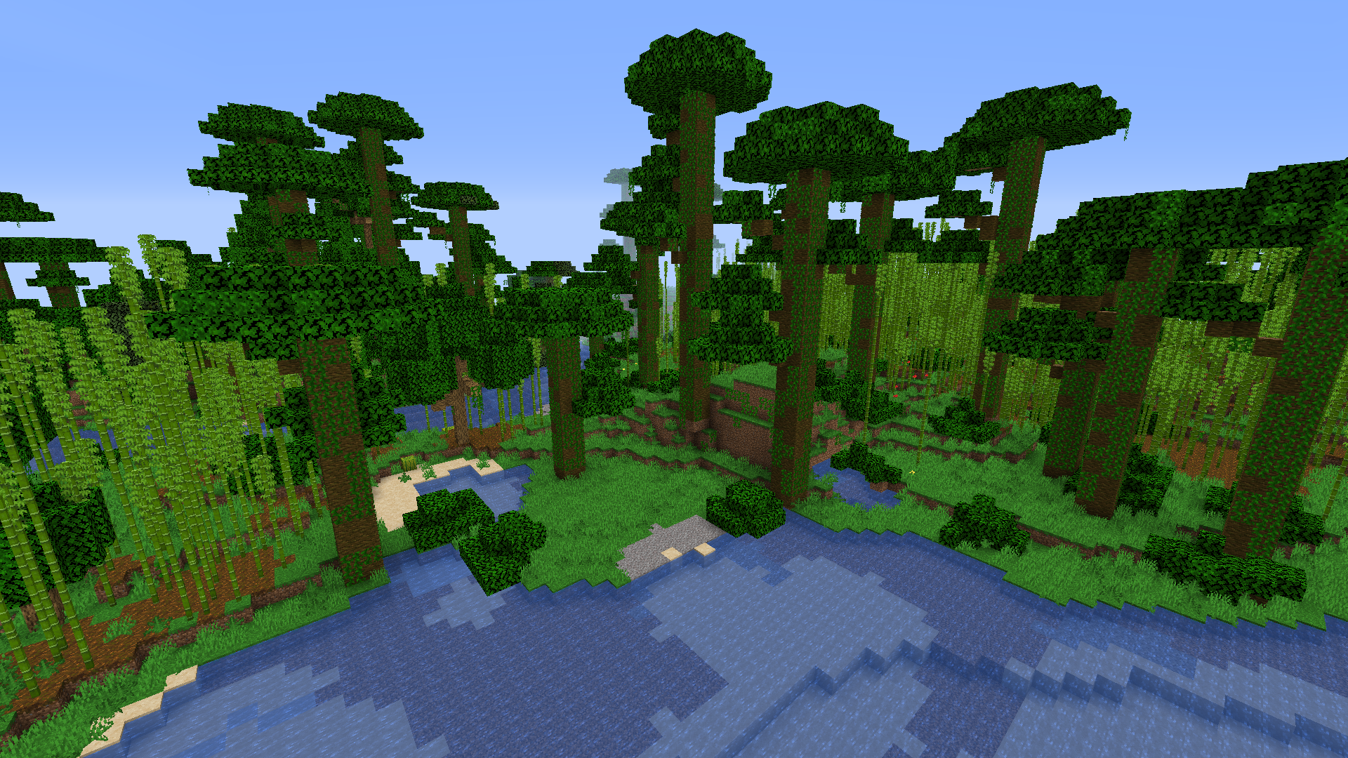 Bamboo Jungle Minecraft Biomes Wiki Fandom Powered By Wikia