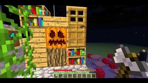 Minecraft Spotlight Axe