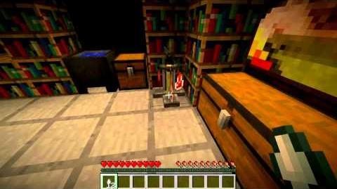 Minecraft Blocks & Items Ghast Tear