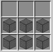how to make colored glass panes in minecraft