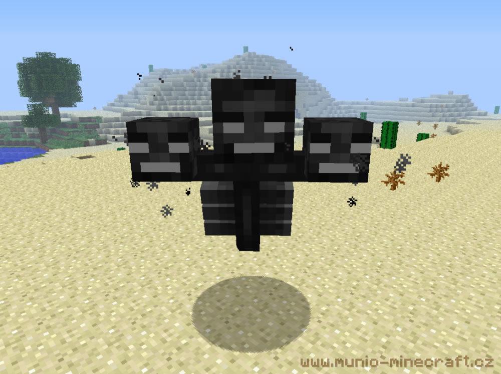 Image Wither Boss Minecraft 14 6091829 Lrg Jpg Minecraft Pc Wiki